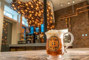 Butterbeer Bar And New Insignia