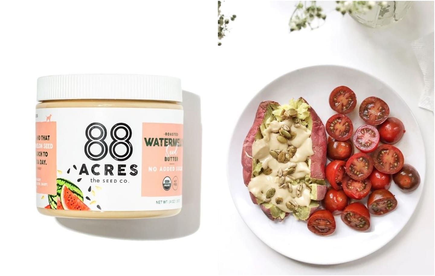 Watermelon Seed Butter Is Great As A Savory Sauce