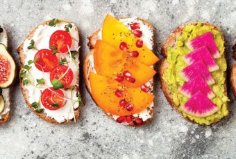 Watermelon Seed Butter Toast