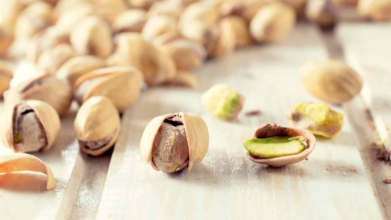 Another Pistachio Crime Was Cracked