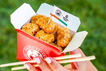Panda Express And Beyond Meat Team Up