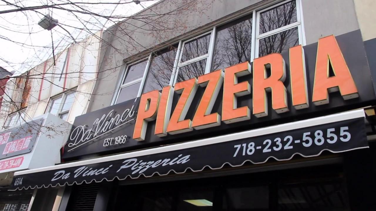 DaVinci Pizzeria, Bensonhurst